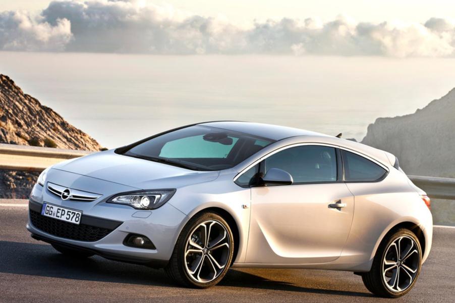 Opel Astra GTC (4)