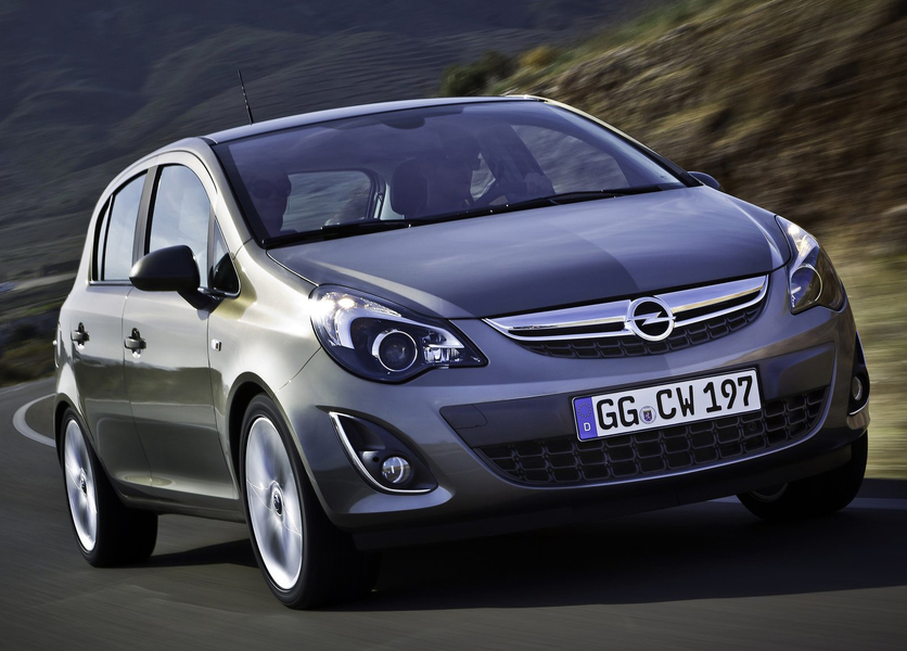 Opel Corsa 1.6 T 192CV 3 porte OPC (2)