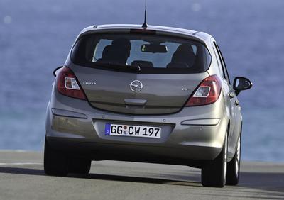 Opel Corsa 13 Cdti 90cv 5 Porte Cosmo.Opel Corsa 1 3 Cdti 90cv 5 Porte Cosmo 07 2006 05 2009