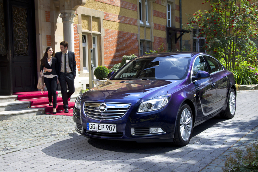 Opel Insignia CDTI 4 porte Elective (3)