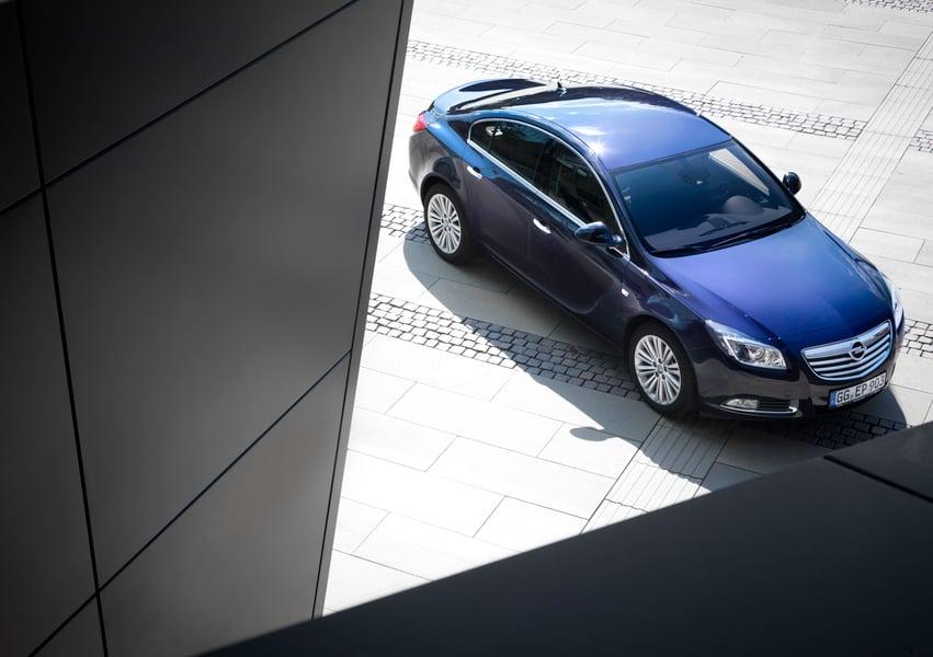 Opel Insignia CDTI 4x4 160CV 4 porte Elective (5)