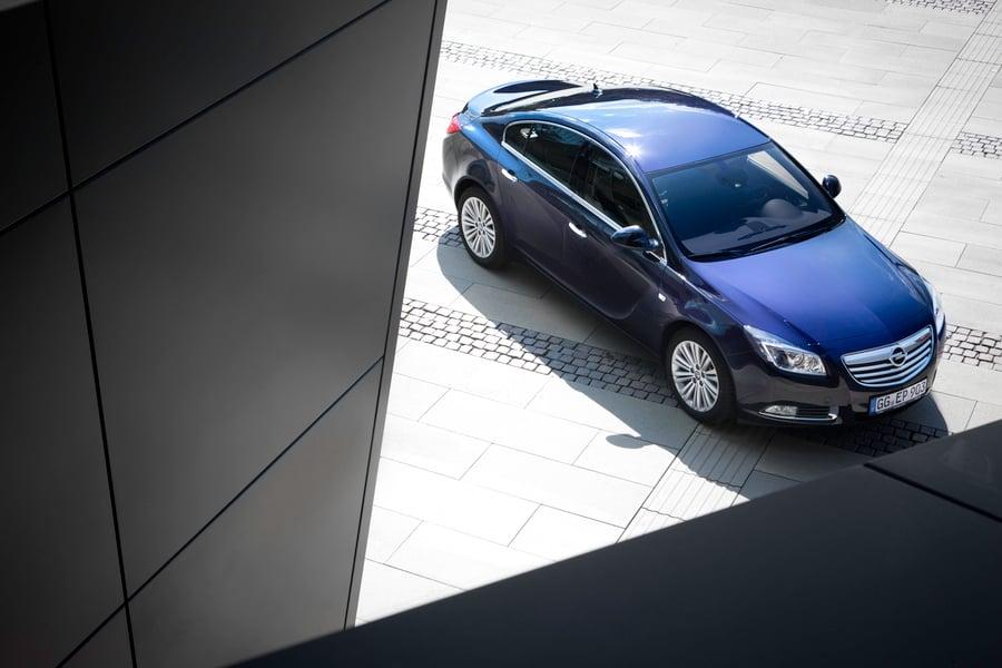 Opel Insignia CDTI 4 porte Elective (5)