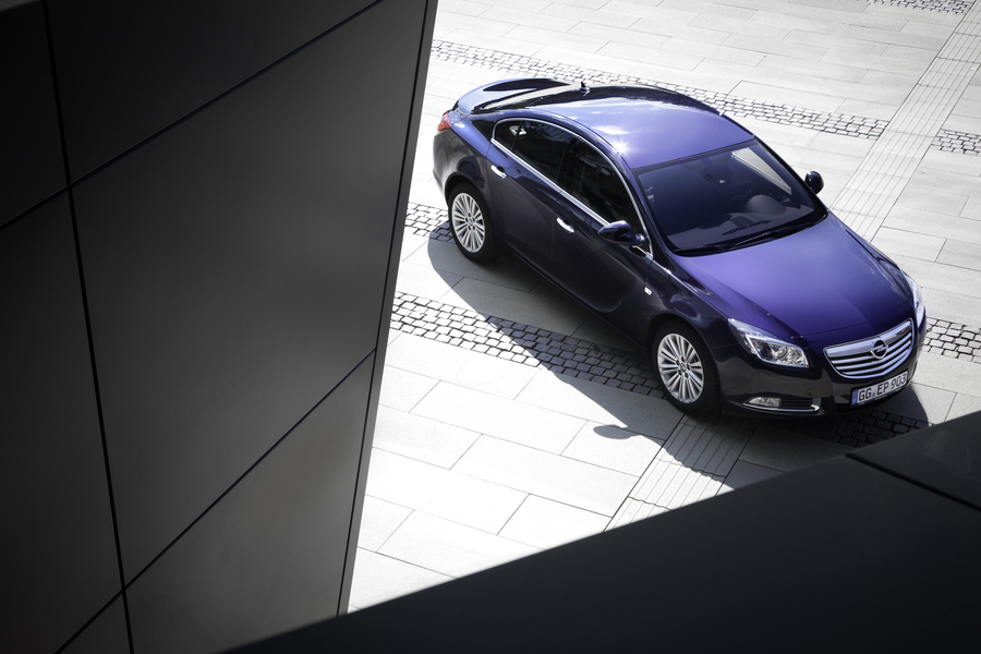 Opel Insignia CDTI 160CV 4 porte aut. (5)