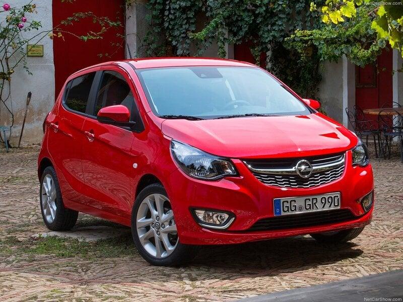 Opel Karl 1.0 73 CV GPL Innovation (04 2016 - 11 2017)  prezzo e ... f6bbec44072d
