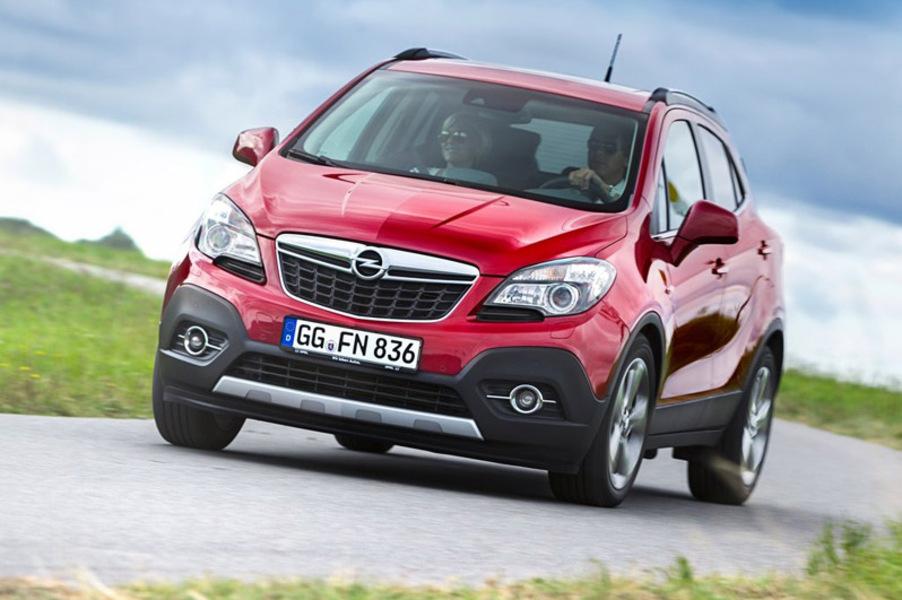 Opel Mokka X 1.6 CDTI Ecotec 136CV 4x2 aut. Business (3)