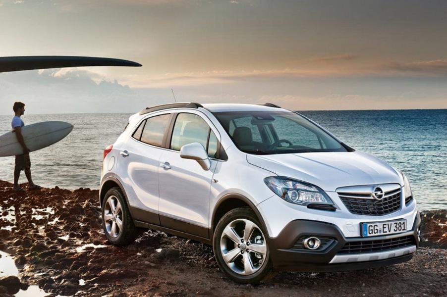 Opel Mokka X 1.6 CDTI Ecotec 136CV 4x2 aut. Business