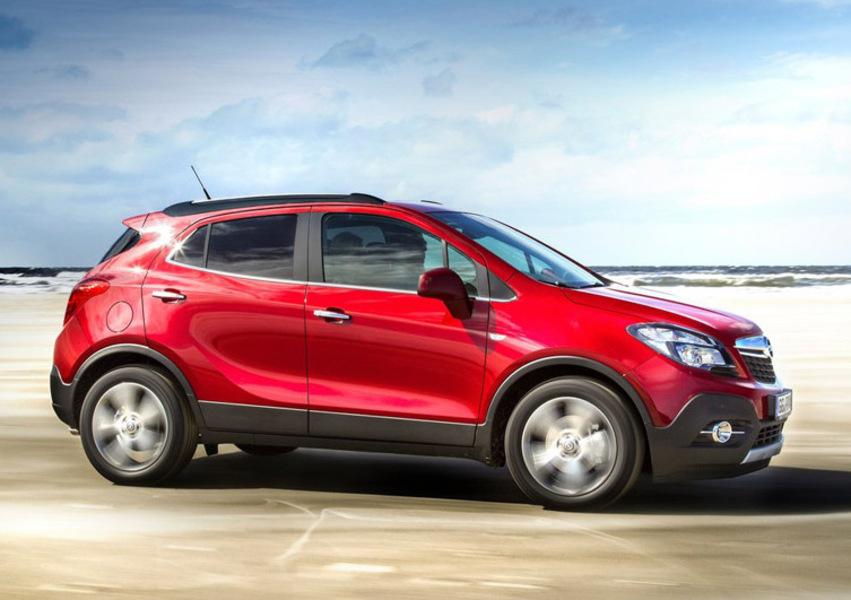 Opel Mokka X 1.6 CDTI Ecotec 136CV 4x2 Start&Stop Vision (2)