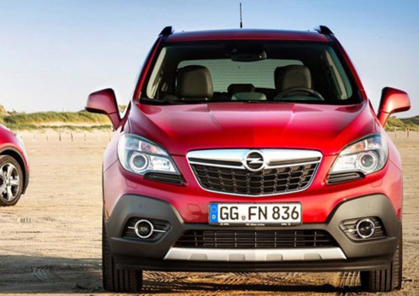 Opel Mokka X 1.6 CDTI Ecotec 136CV 4x2 Start&Stop Vision (3)