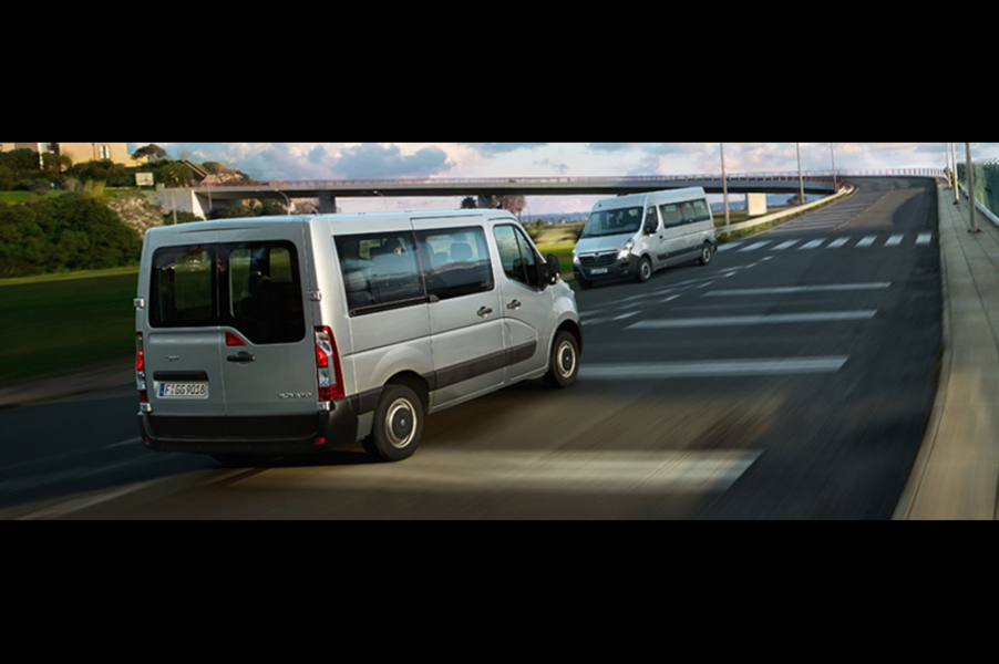 Opel Movano Furgone (2)