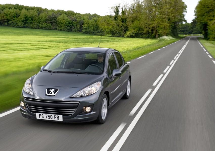 Peugeot 207 HDi 70CV 3p. Energie (4)