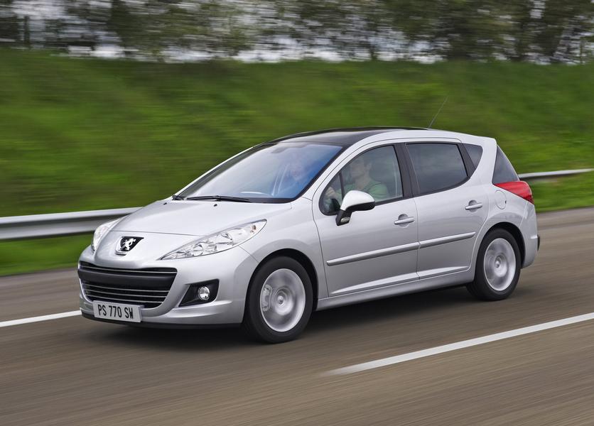 Peugeot 207 SW (2007-13) (3)