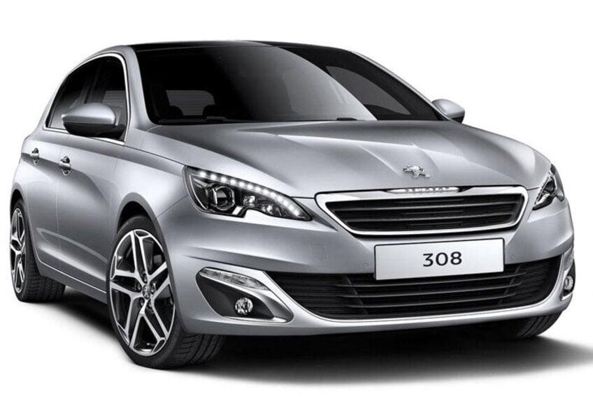 Peugeot 308 BlueHDi 180 EAT8 S&S GT