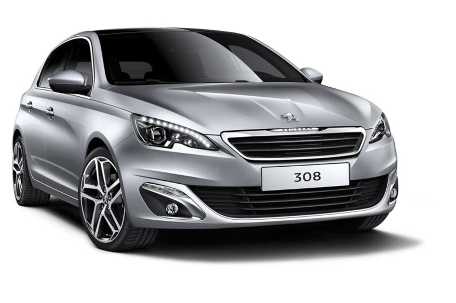 Peugeot 308 BlueHDi 130 EAT8 S&S Business
