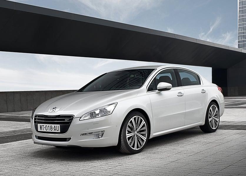 Peugeot 508 (2010->>) (3)