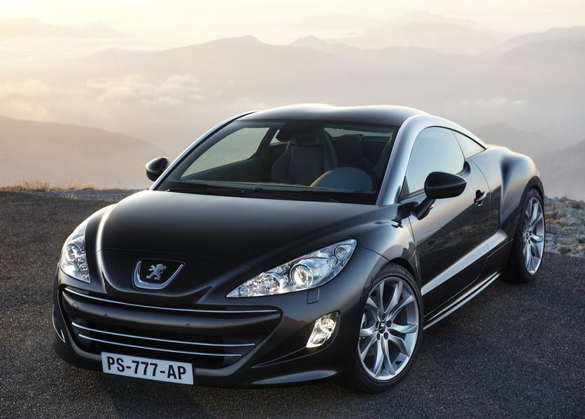 Peugeot RCZ (2010-15) (3)