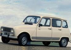 Renault 4 (1986-92)