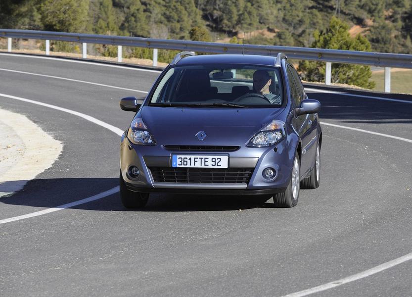 Renault Clio SporTour (2007-13) (4)