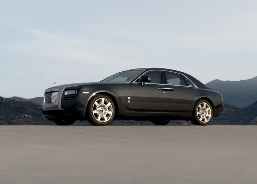 Rolls Royce Ghost (3)