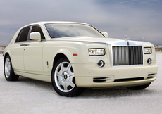 Rolls Royce Phantom (2003->>)