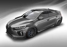 Hyundai HyperEconiq Ioniq, l'ultraefficiente