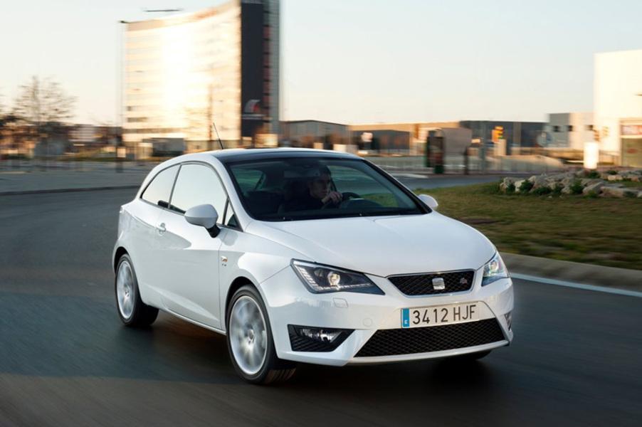 SEAT Ibiza SC Van 1.2 TDI CR