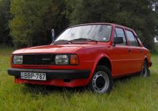 Skoda 105 (1985-89)