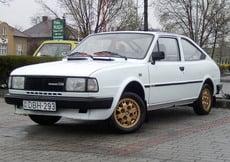 Skoda 136 Coupé (1989-92)