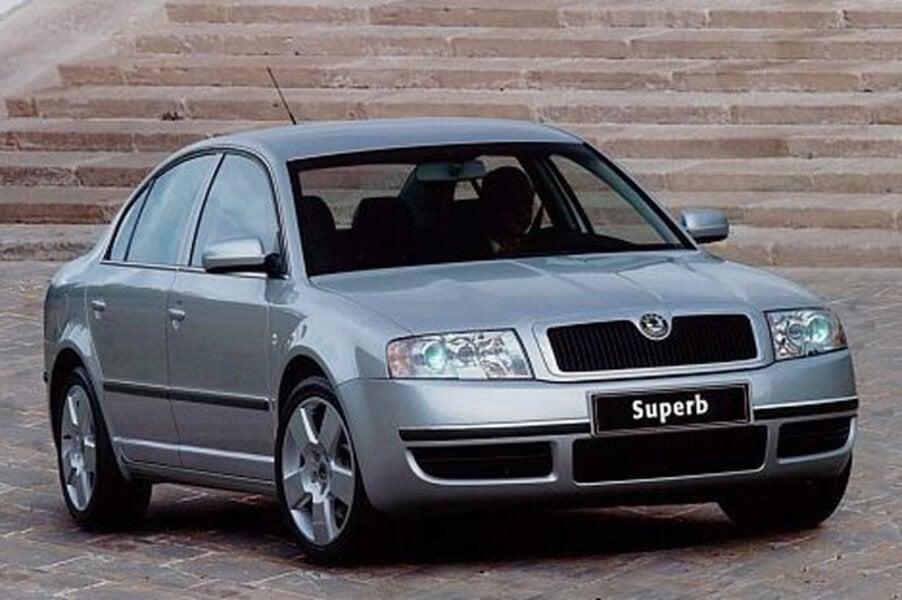 Skoda Superb (2002-08)