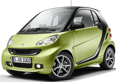 smart fortwo (2007-15)