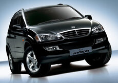 Ssangyong New Kyron (2007-11)