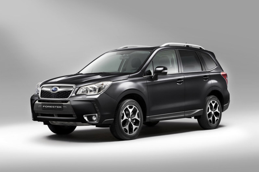 Subaru Forester (2)