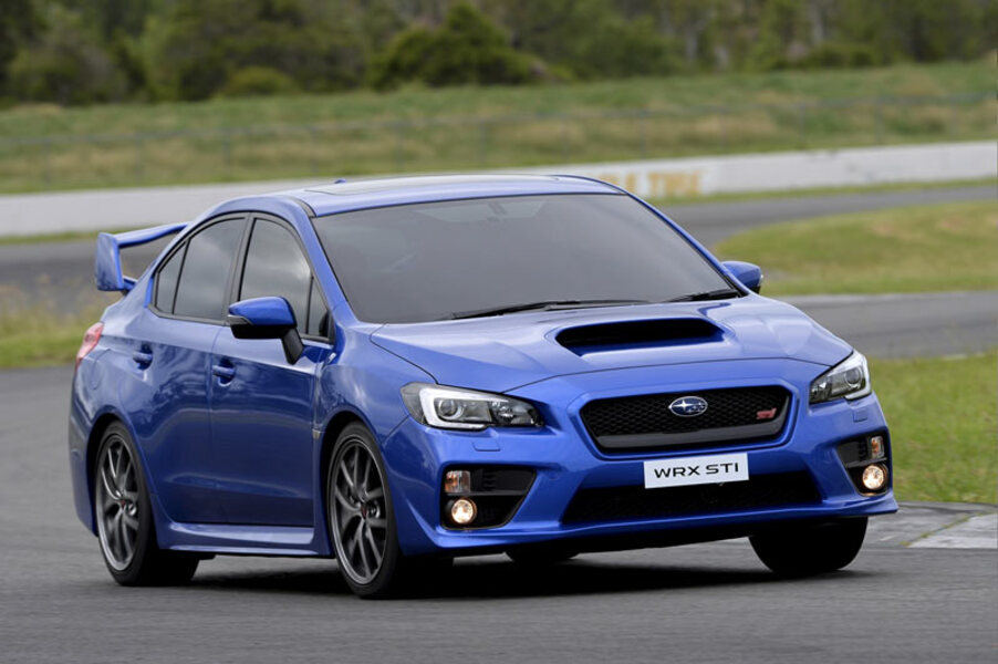 Subaru WRX (2014->>)