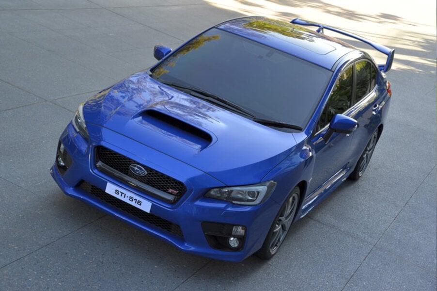 Subaru WRX (5)