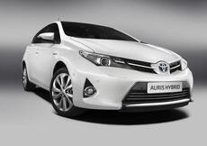 Toyota Auris (2012->>)