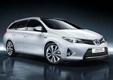 Toyota Auris Station Wagon (2013->>)