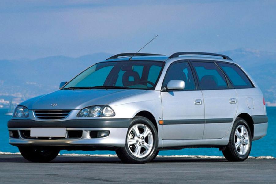 Toyota Avensis Station Wagon (1997-03)