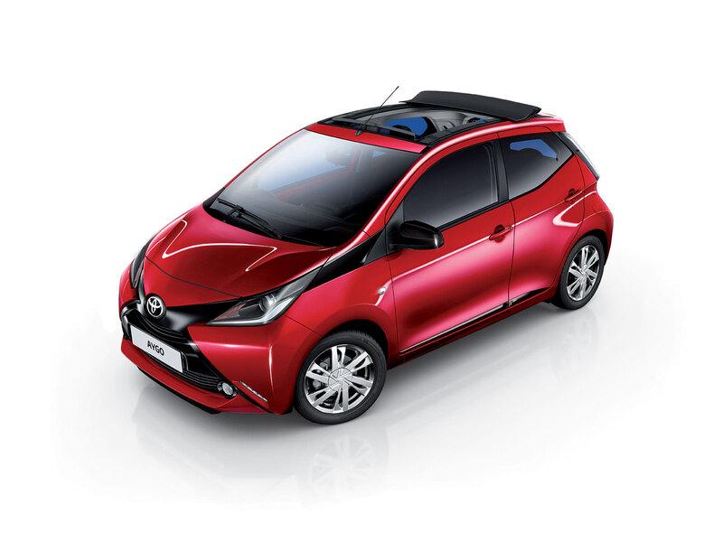 Toyota Aygo 1.0 VVT-i 72 CV 5 porte x-play (5)