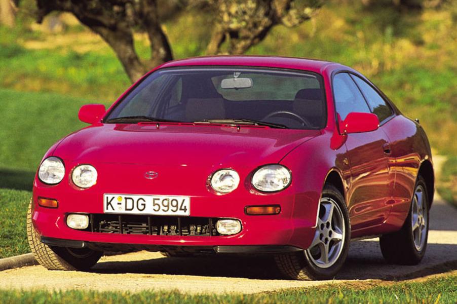 Toyota Celica Coupé (1994-99) (4)