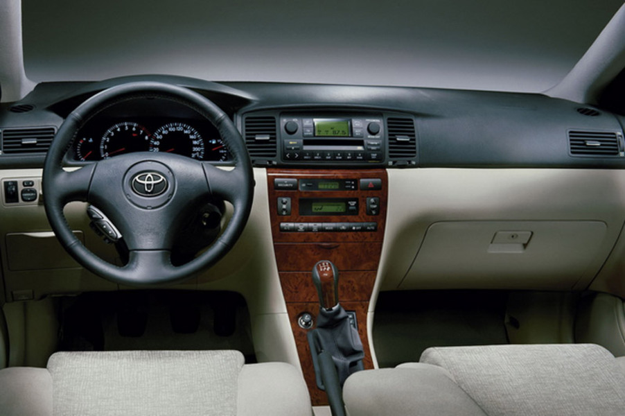 Toyota Corolla (2001-04) (4)