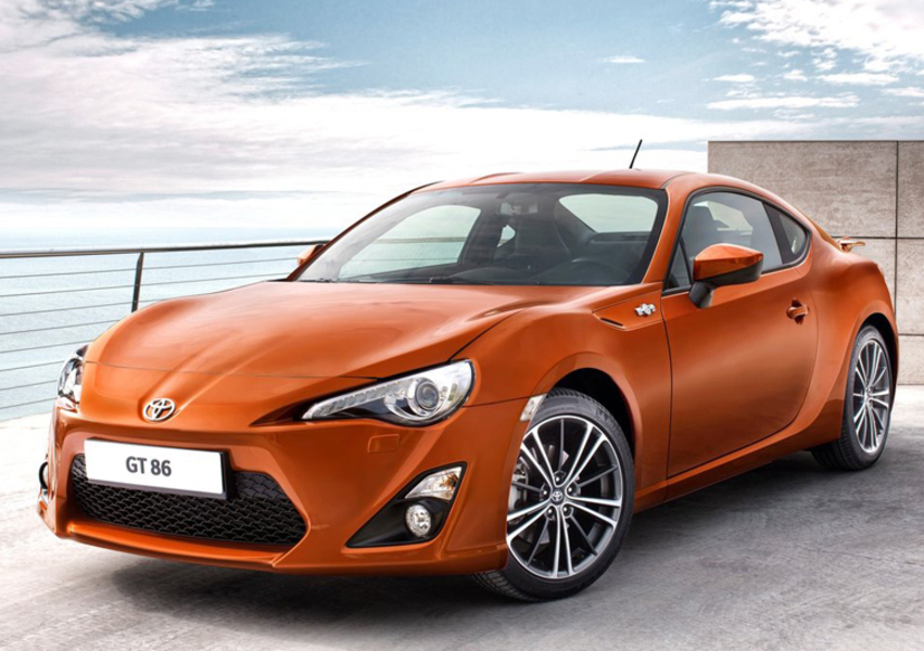 Toyota GT86 2.0 Orange Limited Edition (3)