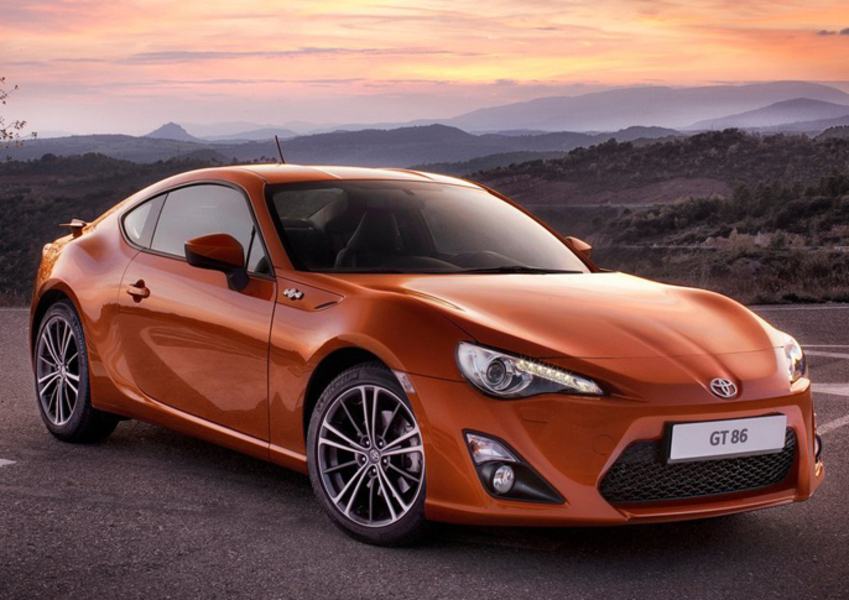 Toyota GT86 2.0 AT Racing Edition
