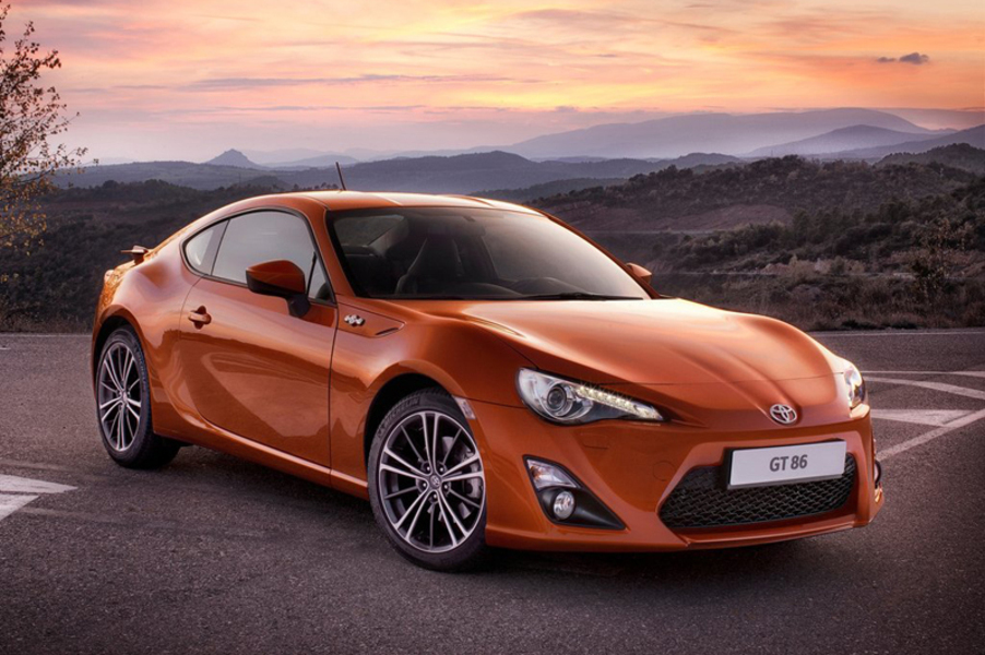 Toyota GT86 2.0 AT Rock&Road