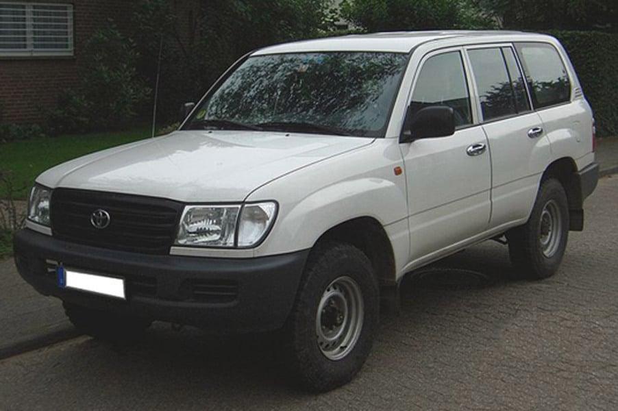 Toyota Land Cruiser (1998-07)