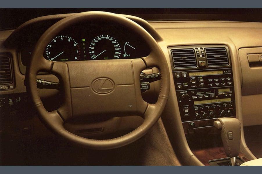 Toyota Lexus (1993-94) (4)