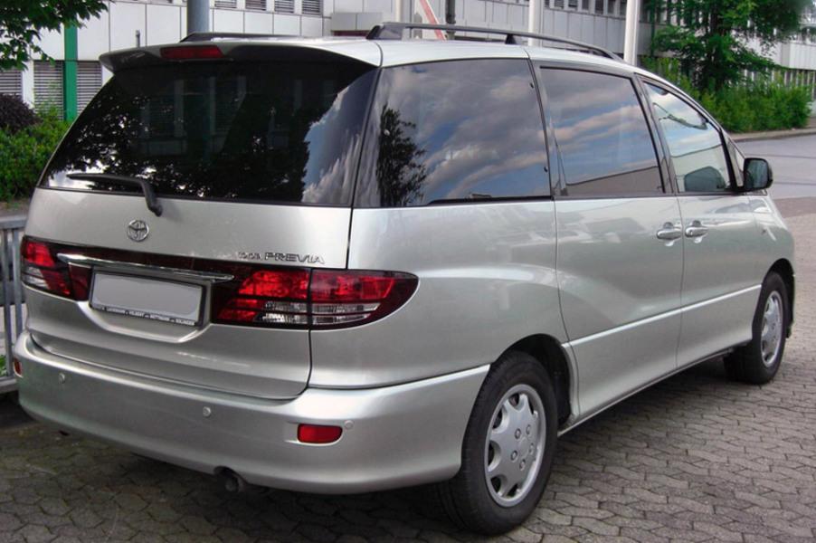 Toyota Previa (2001-06) (2)