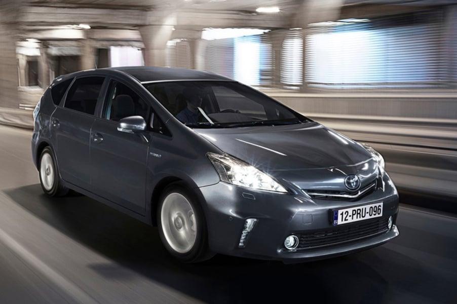 Toyota Prius+ (3)