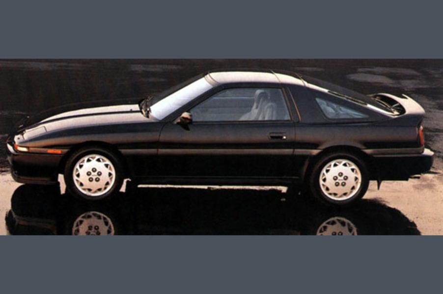 Toyota Supra Coupé (1988-89) (3)