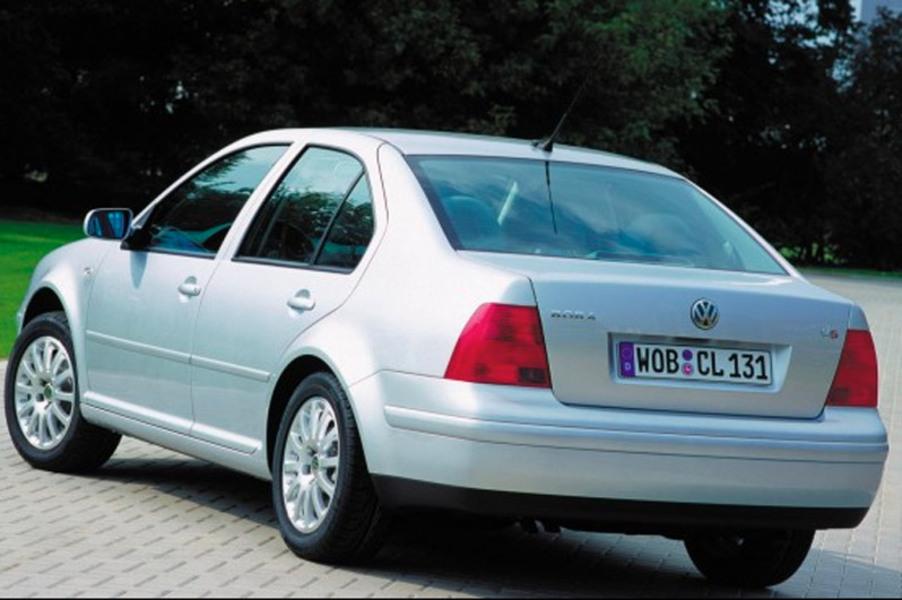 Volkswagen Bora (1999-06) (4)
