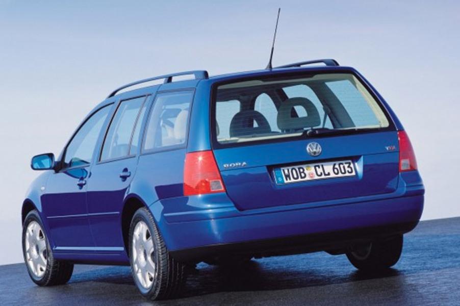 Volkswagen Bora Variant (2000-06) (4)