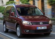 Volkswagen Caddy (2010-15)